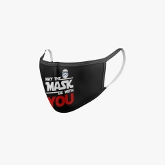 """Maske """"May the mask be with you"""""""
