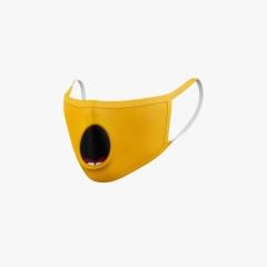 Maske Mimikrischer Mundschutz kleiner Mann